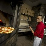 Hot and Fast: Coal-fired Pizza